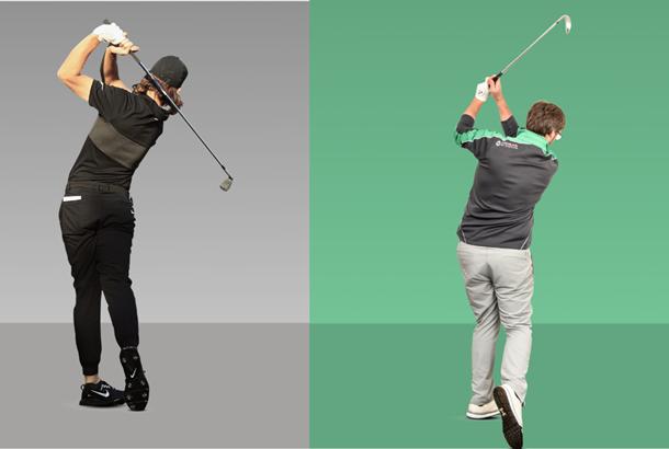 Your Swing Versus: A 9 Handicap vs Tommy Fleetwood | Today's