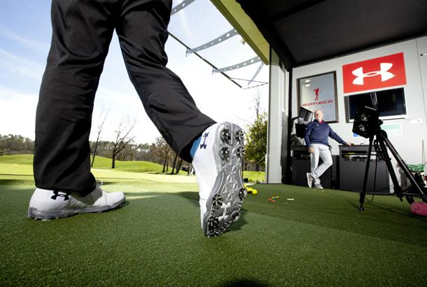 9197a4d09e69 Under Armour Spieth 2 golf shoe test  Can golf shoes really add distance