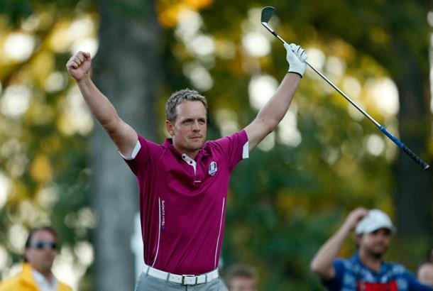 Luke Donald and Graeme McDowell take surprise Ryder Cup vice-captain roles