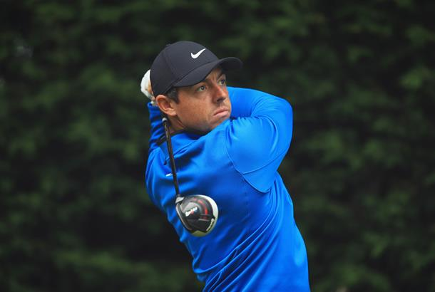 McIlroy one off lead after first round at PGA Championship