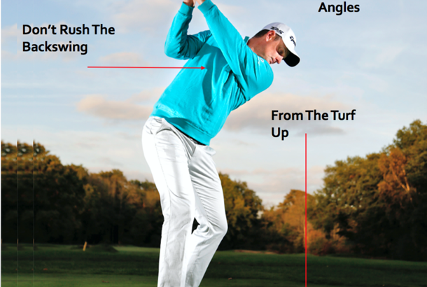 Justin Rose: 'My four keys to a powerful and consistent golf swing