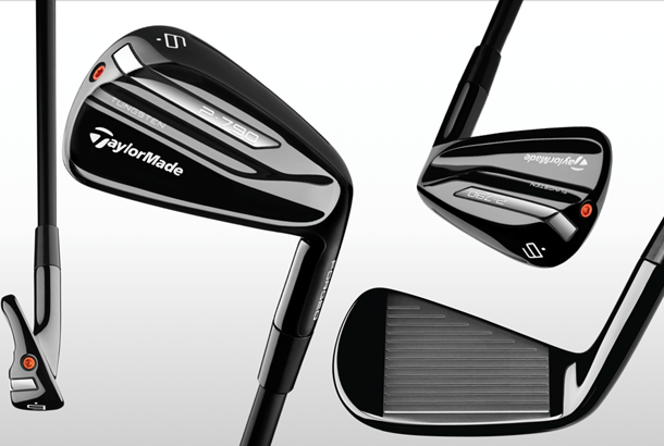 TaylorMade unveil limited edition P790 Black irons | Today's
