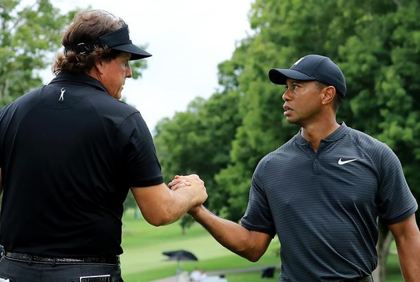 Tiger Woods, Phil Mickelson Golf Showdown Set for Thanksgiving in Vegas