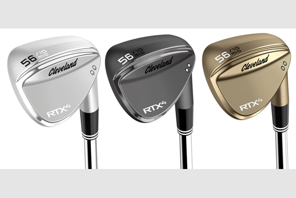 NEW 2019 Cleveland RTX-4 Wedge - Choose Your Loft, Color, and Bounce - RTX4