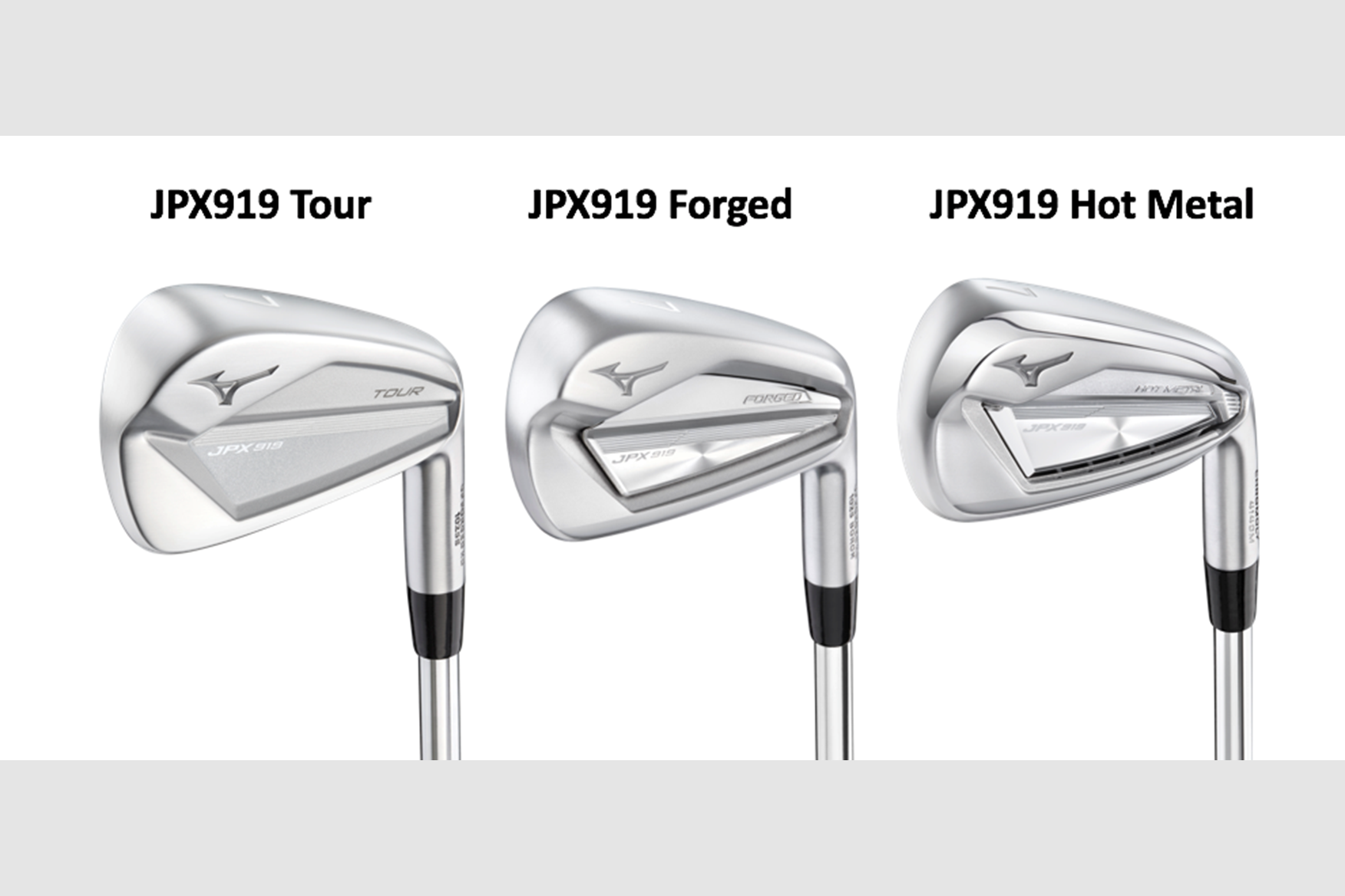 97337eebdedb Mizuno JPX919 Forged Iron Review | Equipment Reviews | Today's Golfer