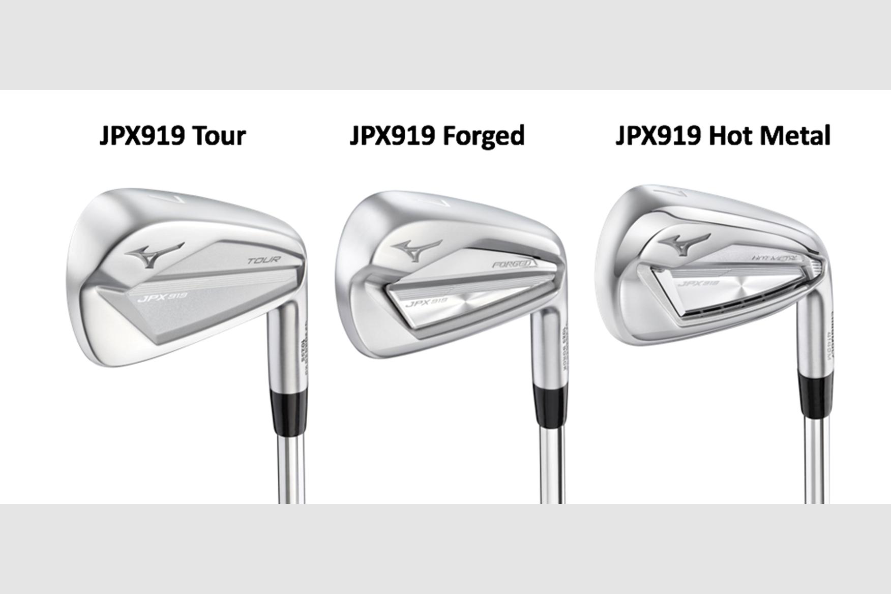 Mizuno Jpx919 Hot Metal Iron Review Equipment Reviews Today S Golfer