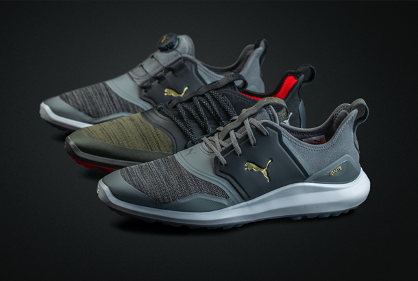 54d1a8caac6 For more information on PUMA Golf s ground-breaking IGNITE NXT footwear  collection visit https   www.cobragolf.com pumagolf men shoes.