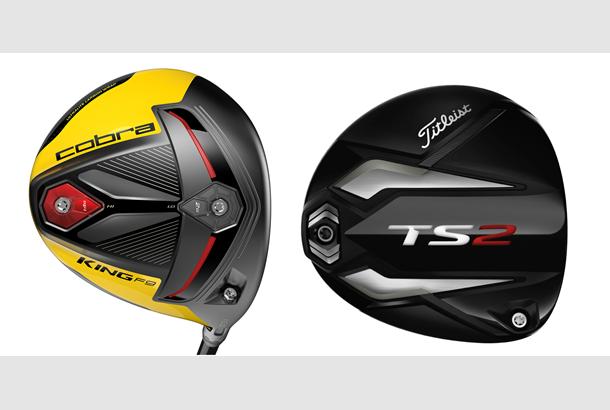 TWIN TEST: Cobra's F9 vs Titleist's TS drivers | Today's Golfer