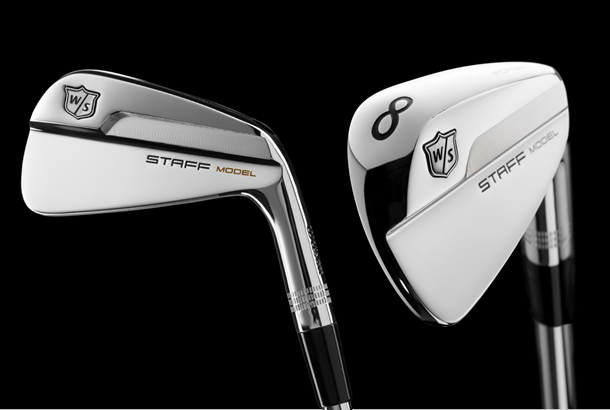Wilson Reveal New Staff Model Blade Irons Today S Golfer