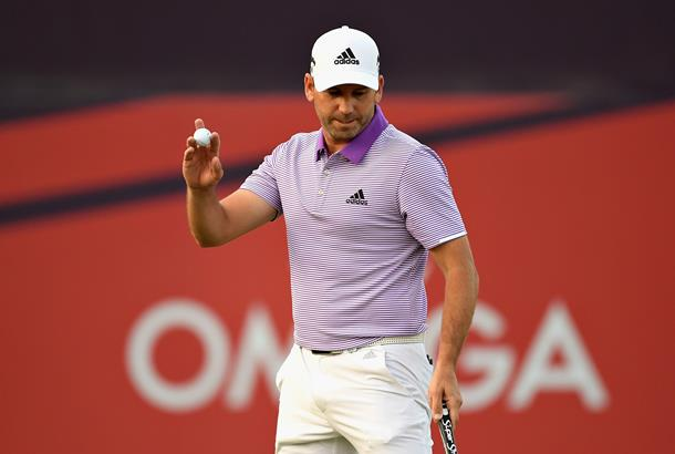 7b075832451e9 Sergio Garcia is set to avoid further punishment after apologising for  causing damage to several greens at the Saudi International which ended in  his ...