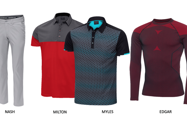 98f6e9dcf Galvin Green unveil 2019 Part One collection   Today's Golfer