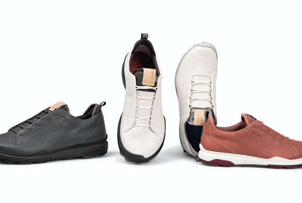 colours and striking new authentic new authentic ECCO Golf unveils new additions to BIOM Hybrid 3 golf shoes ...