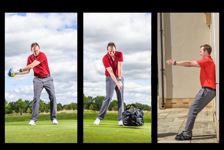 5 Ways to get golf fit