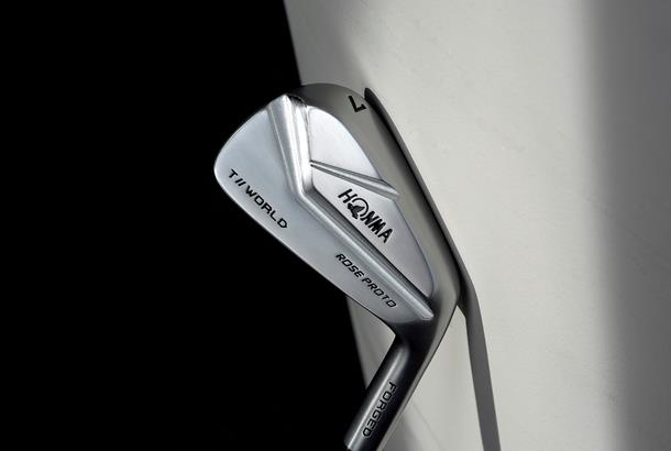 Golf Business News - Honma launches Ultimate Rose Proto