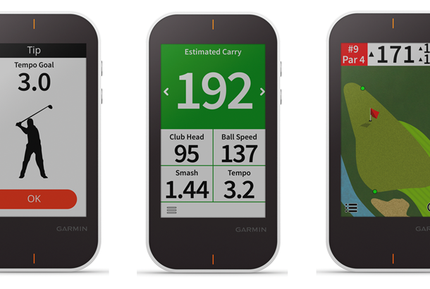 TWIN TEST: SkyCaddie SX500 vs Garmin Approach G80 GPS handhelds