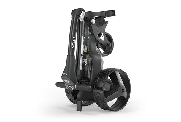 Motocaddy launch new luxury compact folding trolley M-TECH | Today's