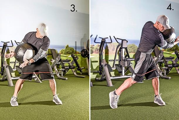 How to engage your core in the golf swing   Today's Golfer