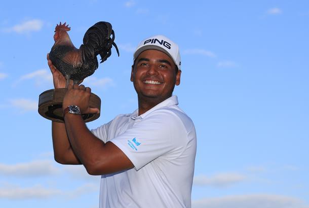 Defending champion Sebastián Muñoz