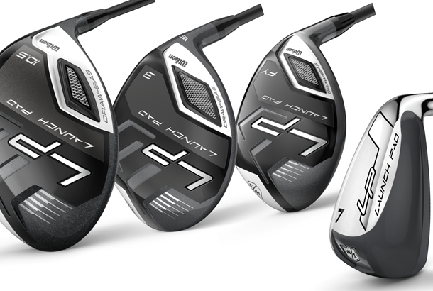Wilson reveal new Launch Pad family | Today's Golfer