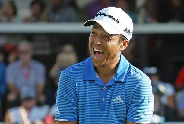 Xander Schauffele Inside Life On The Pga Tour Today S Golfer