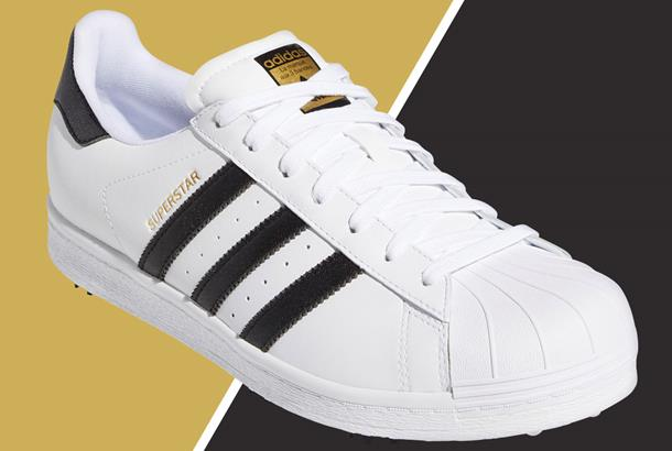 Adidas Golf bring iconic Superstar shoe to golf | Today's Golfer