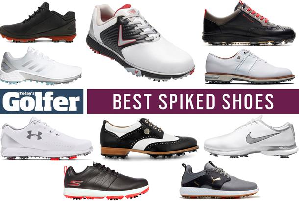 Best Spiked Golf Shoes 2020 | Today's