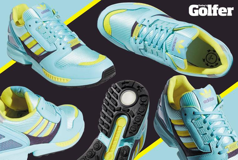 Villano prometedor Mayordomo  Limited-edition Adidas ZX 8000 golf shoe revealed | Today's Golfer