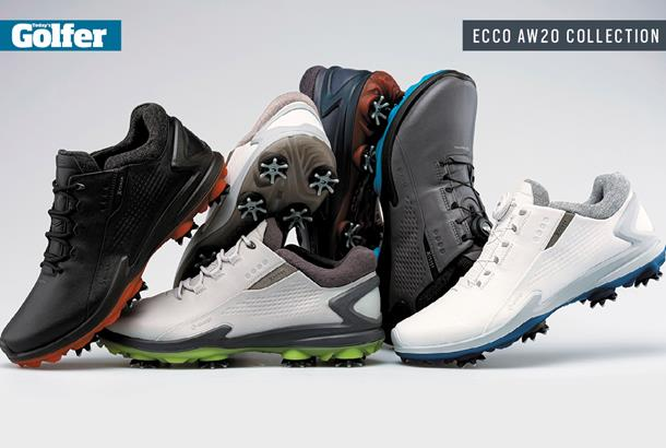 stable golf shoes for AW20