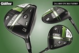 Callaway Epic Max fairway woods