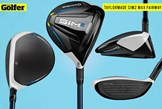 The TaylorMade SIM2 Max fairway wood.