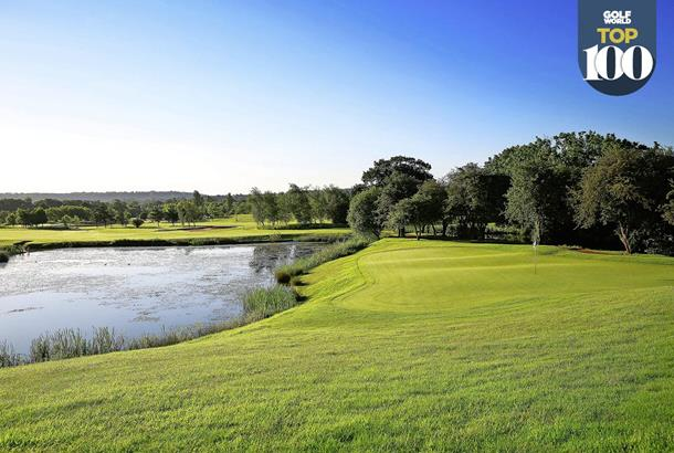 Belton Woods is one of the best golf resorts in Great Britain and Ireland.