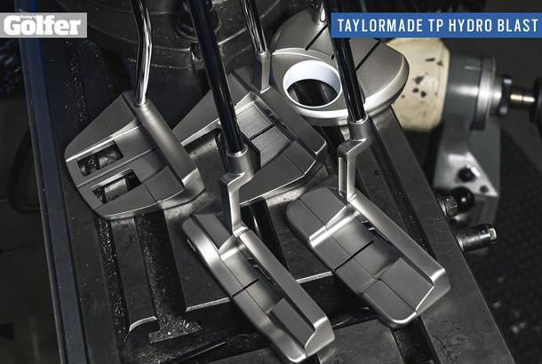 TaylorMade TP Collection Hydro Blast Putters.