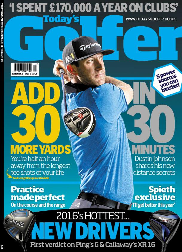 Today's Golfer 343