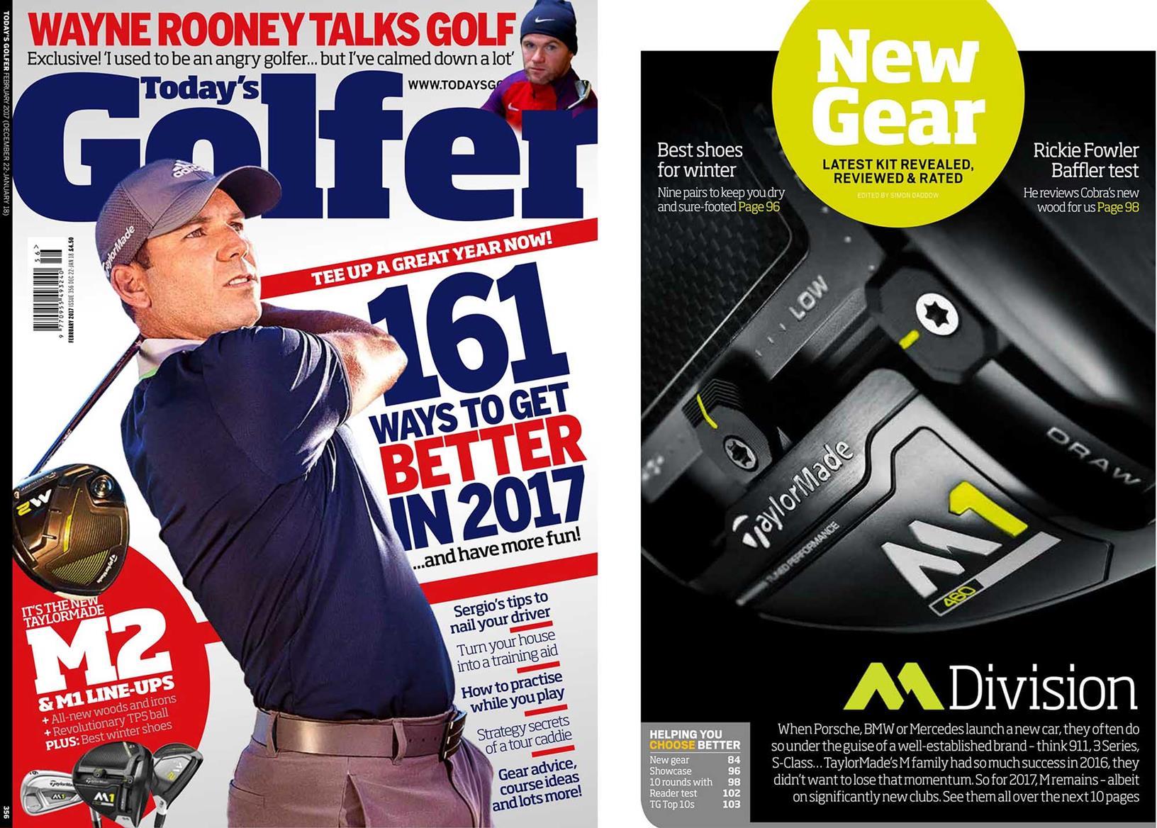Today's Golfer Magazine - Today's Golfer
