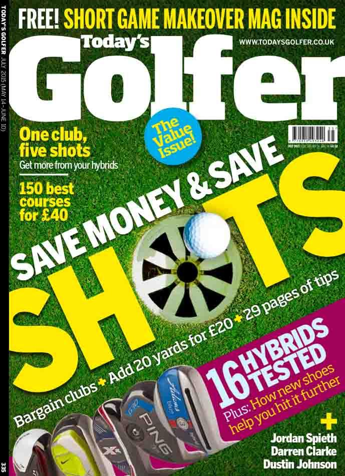 Today's Golfer issue 335
