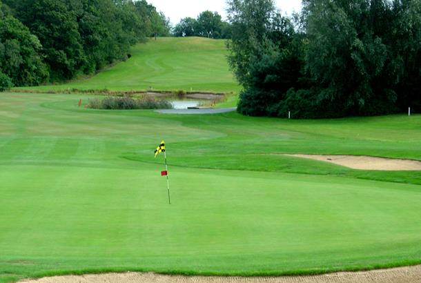 Botley Park Hotel Golf And Country Club