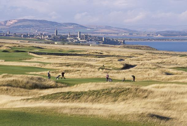 st andrews golf courses guide
