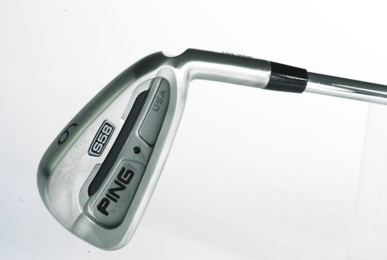 ping s 58 better player irons review equipment reviews. Black Bedroom Furniture Sets. Home Design Ideas