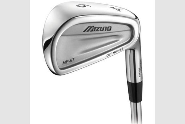 mizuno mp 57 better player irons review equipment. Black Bedroom Furniture Sets. Home Design Ideas