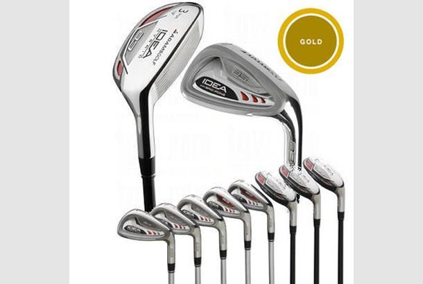 Adams Golf Idea A3 Hybrid Improver Irons Review