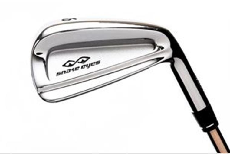 snake eyes 675c better player irons review equipment. Black Bedroom Furniture Sets. Home Design Ideas