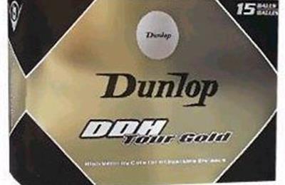 Dunlop Tour Gold Golf Balls