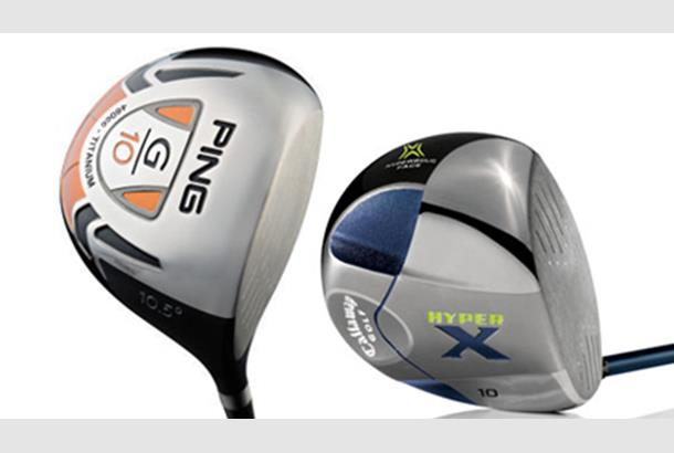 mini golf driver test today 39 s golfer. Black Bedroom Furniture Sets. Home Design Ideas