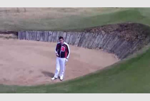 how to play fairway bunker shots