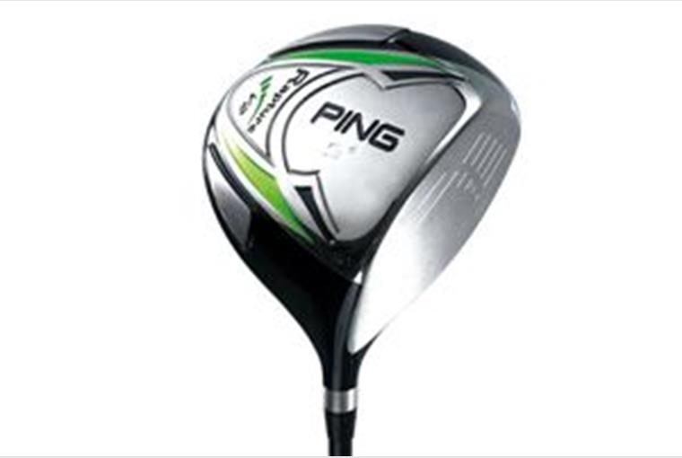 Ping rapture v2 wins 'best on test' in driver review equipment.