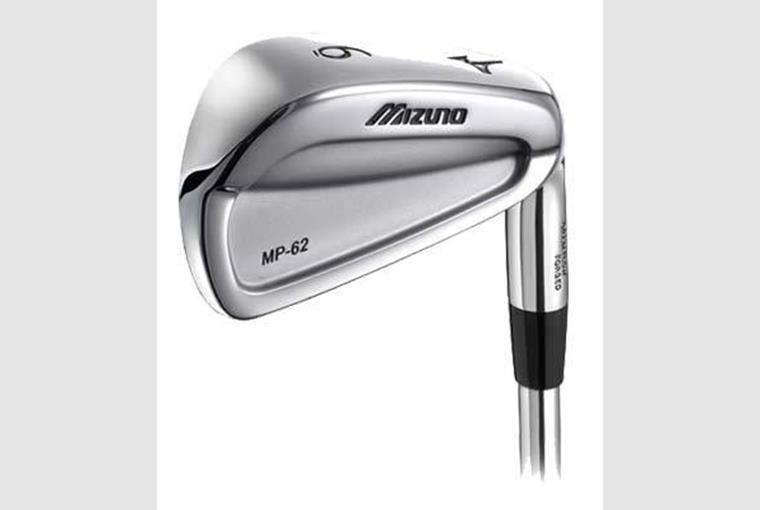 mizuno mp 62 better player irons review equipment. Black Bedroom Furniture Sets. Home Design Ideas
