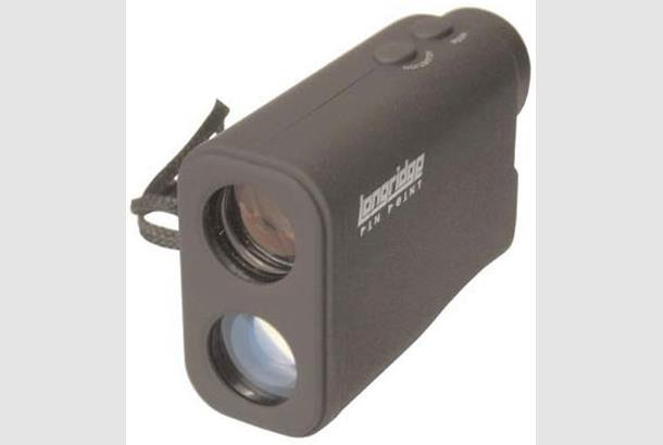 Longridge Pinpoint Laser Rangefinder Review   Equipment