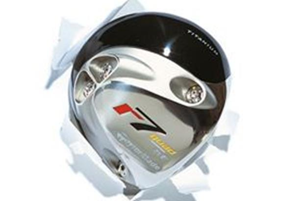 TAYLOR MADE R7 HT DRIVER FREE