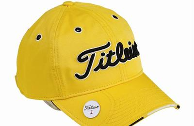 9cd092ab579 Titleist Fashion Ball Marker Adjustable Cap Review
