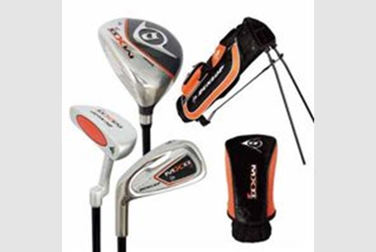 Dunlop Tour Graphite Golf Set Review